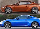 Subaru BR-Z vs. Toyota GT 86 | Test Wideo | Takie same czy jednak inne?