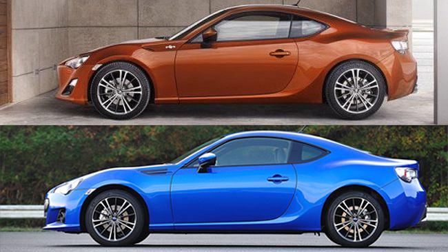 Subaru BR-Z vs. Toyota GT 86   Test Wideo   Takie same czy ...