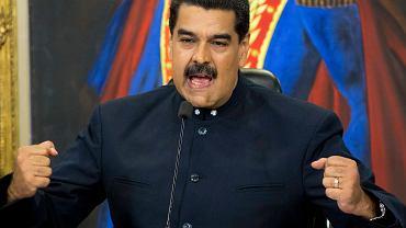Prezydent Nicolas Maduro
