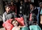 Ranni w ataku na prowincj� Idlib