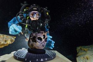 Ma ponad 12 tys. lat. Jest najstarszym kompletnym szkieletem, jaki znaleziono. Pomo�e rozwi�za� pewn� zagadk�