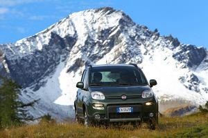 Fiat Panda 4x4 od 59 990 z�