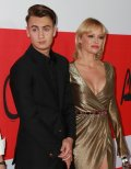 Brandon Thomas Lee i Pamela Anderson