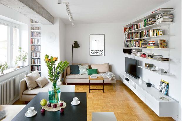 Mieszkanie w Warszawie dla 3-osobowej rodziny