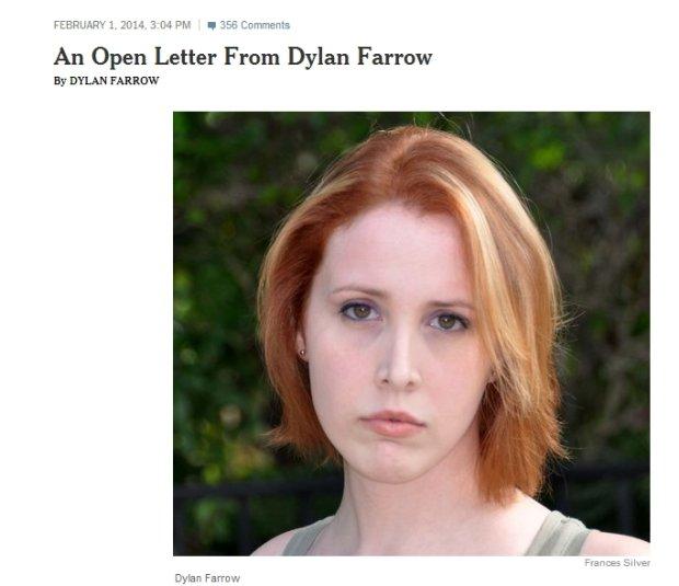 Dylan Farrow