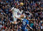 La Liga. Real Madryt - Deportivo La Coruna 7:1. Grad goli w Madrycie