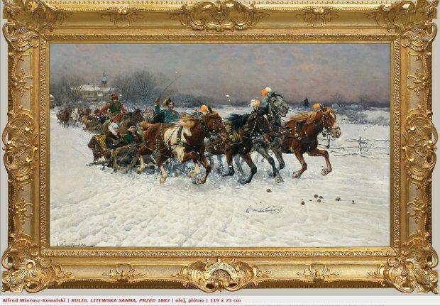 Cenny obraz na aukcji w Warszawie. Był pokazywany z okazji 400-lecia odkrycia Ameryki