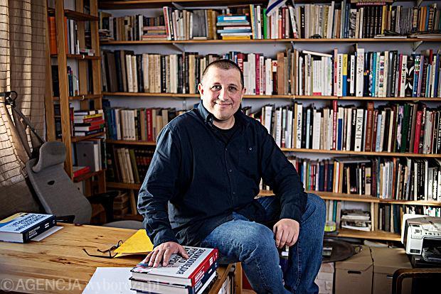 Marcin Wicha - laureat Nagrody Nike 2018