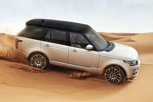 Nowy Range Rover | Pierwsze zdj�cia i wideo