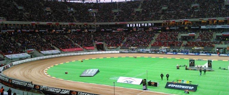 Wielka klapa na Stadionie Narodowym. �u�lowe GP zako�czone. Smutne po�egnanie Tomasza Golloba