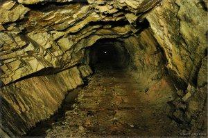 Z tej kopalni wydobywano uran potrzebny ZSRR do stworzenia bomby atomowej