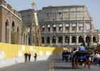 W sąsiedztwie Koloseum w Rzymie trwa budowa metra