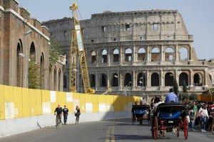 Jedziesz do Rzymu i chcesz mieć idealne zdjęcie Koloseum? Przygotuj się na przykrą niespodziankę...