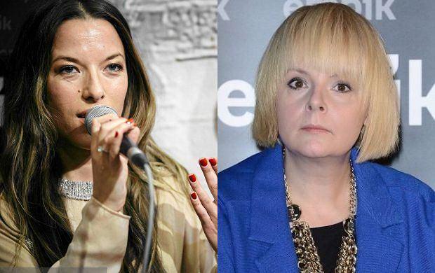 Korwin Piotrowska o Chodakowskiej: Odci�� jej dost�p do internetu! Trenerka: Sama �wiczy skalpel