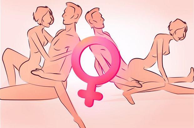 Tu rządzi ona, czyli 16 pozycji seksualnych, w których dominuje kobieta