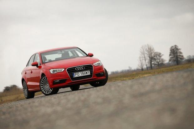 Audi A3 Limousine 1.8 TFSI | Test | Mocny sedan
