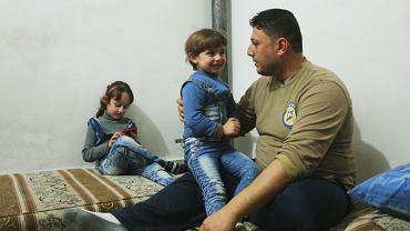 Kadr z filmu 'Ostatni w Aleppo' (fot. materiały prasowe)