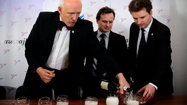 Janusz Korwin-Mikke, Tomasz Sommer oraz Jacek Wilk