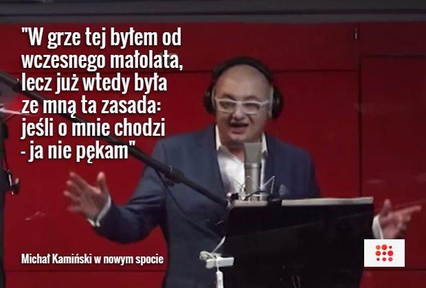 Michał Kamiński walczy o wyborców PO - nagrał dla nich piosenkę [WIDEO]