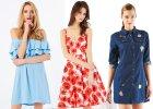 Najmodniejsze sukienki Mohito na wiosnę: zobacz, co znajdziesz w nowej kolekcji!