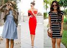 Najlepsze triki na to, żeby wyglądać świetnie w każdej sukience? Biustonosz, bielizna i... buty