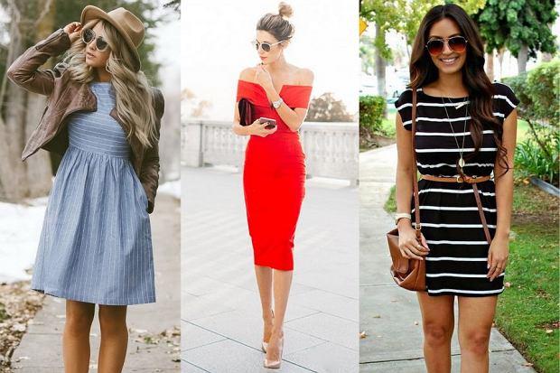 jak dobrze wyglądać w sukience