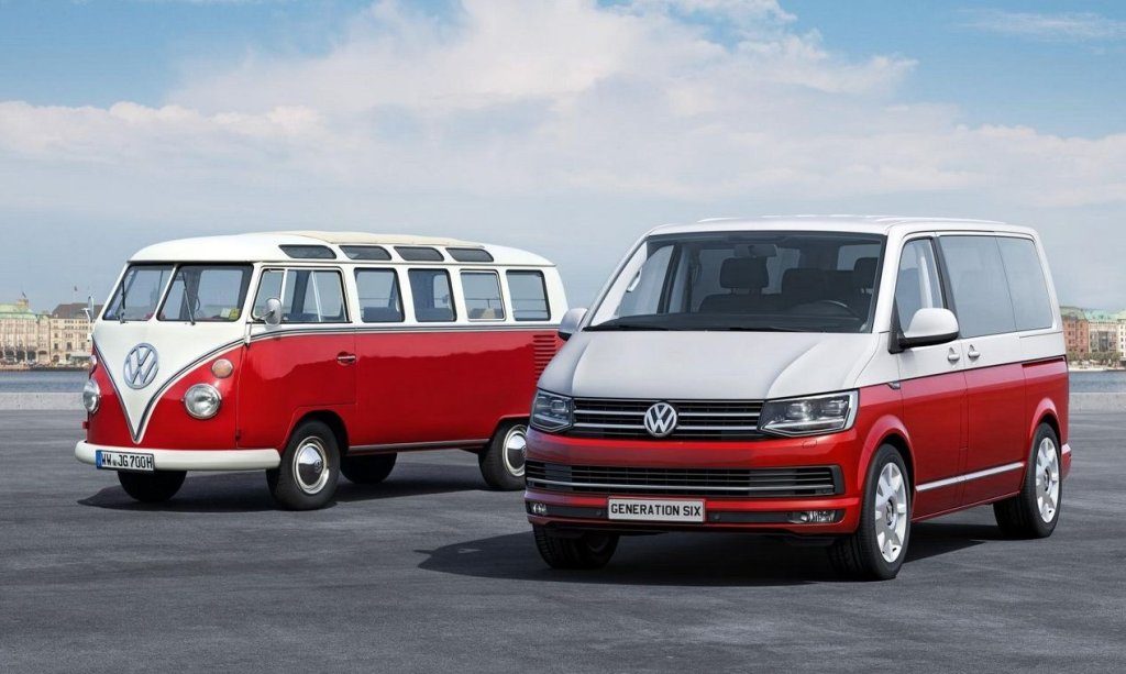 Volkswagen Transporter Generation Six