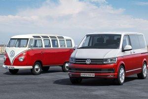 Volkswagen Transporter T6 | Historyczna edycja specjalna