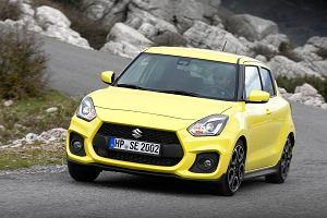 Nowy Suzuki Swift Sport - wrażenia z jazdy