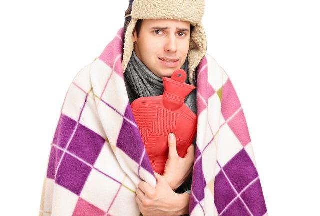 Najczęściej dreszcze towarzyszą gorączce lub przemarznięciu. Nie musi jednak tak być