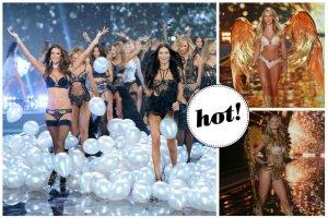 Victoria's Secret 2014. To by�o spektakularne show! Na wybiegu pojawi�y si� trzy POLKI! [DU�O ZDJ��]