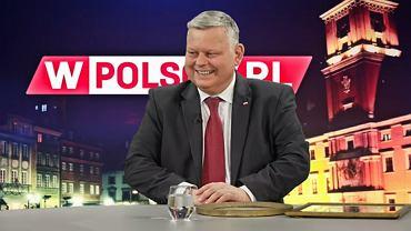 Marek Suski porównał Jarosława Kaczyńskiego do Józefa Piłsudskiego