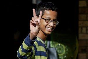 Odszkodowanie za islamofobi�? Nastolatka nie udobrucha� nawet Barack Obama