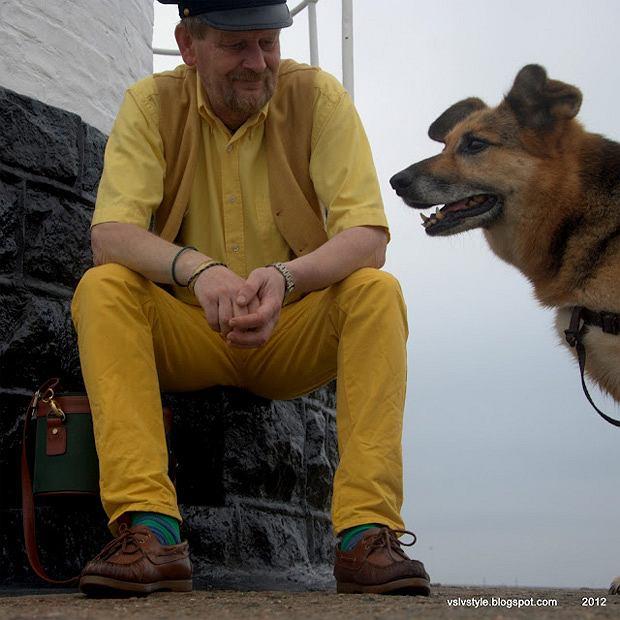 Zdjęcie numer 3 w galerii - Vslv's World: żółty spacer