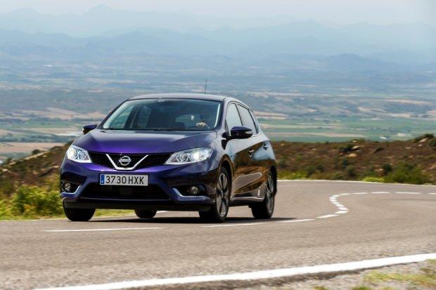 Nissan Pulsar | Pierwsza jazda | Kompakty wracaj� do �ask
