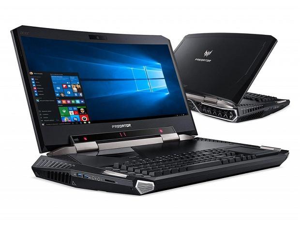 Laptopy do gier - Acer Predator
