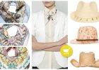 Chustki i kapelusze na lato- przegl�d najciekawszych propozycji