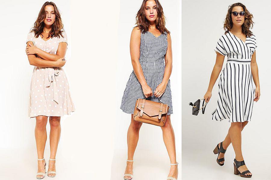 9dad5eae39 Sukienki do pracy plus size - gotowe stylizacje i przegląd produktów