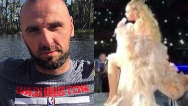 Marcin Gortat, Beyonce