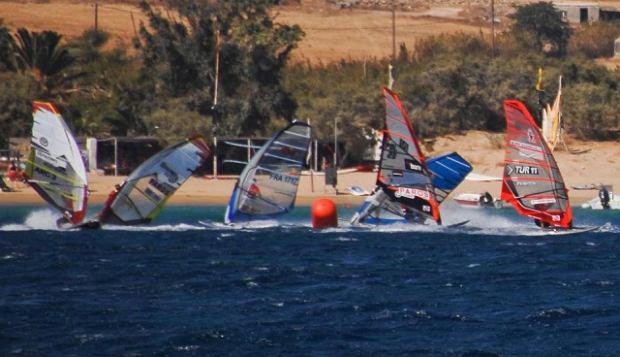 Zdjęcie numer 2 w galerii - Maciej Rutkowski 4. w windsurfingowych MŚ w Slalomie