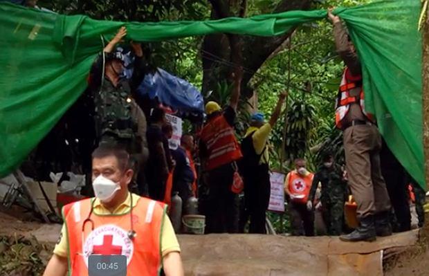 Zdjęcie numer 4 w galerii - Akcja ratunkowa w Tajlandii. Już jest decyzja - powstanie film o uwięzionych chłopcach