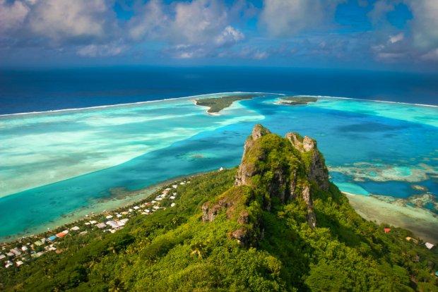 Seszele, Zanzibar czy Malediwy, a mo�e Bora Bora? Pos
