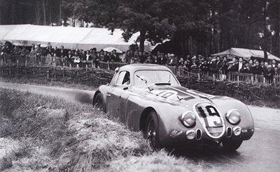 Alfa Romeo 2900B Le Mans