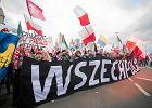 11 listopada. Jeden z największych Marszów Niepodległości w historii. Policja zatrzymała 45 aktywistów Obywateli RP