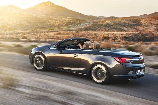 Opel Cascada w pe�nej krasie