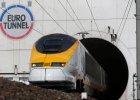 2 tys. imigrantów próbowało się przedostać do Anglii przez tunel kolejowy pod kanałem La Manche