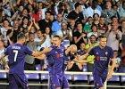Pora�ka Barcelony w towarzyskim meczu z Fiorentin�