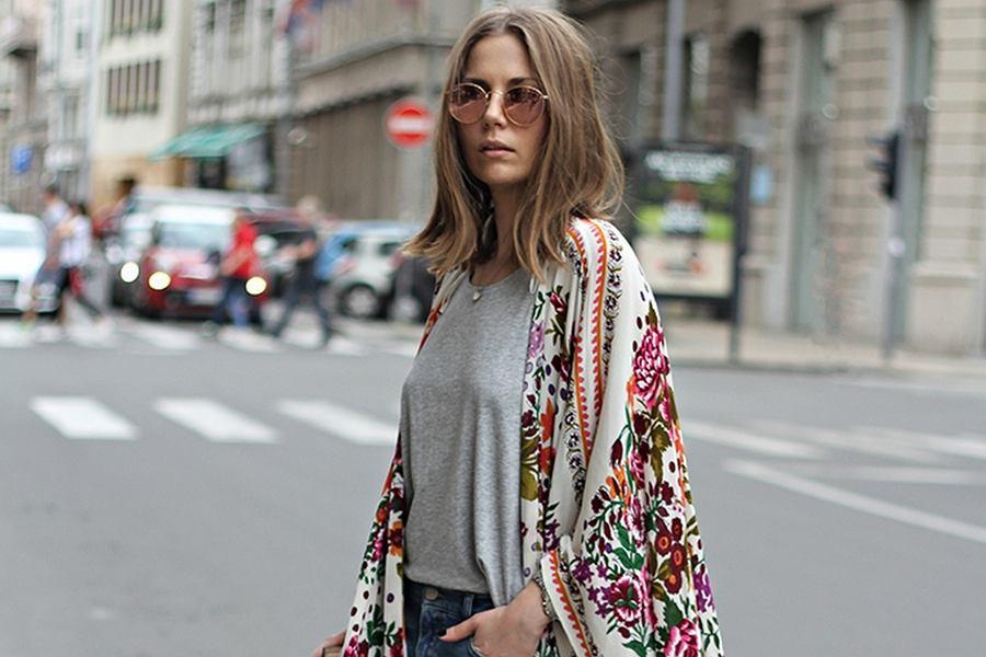 kimono stylizacje
