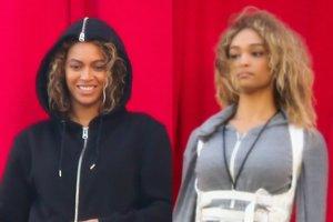 Beyonce ze swoj� sobowt�rk�