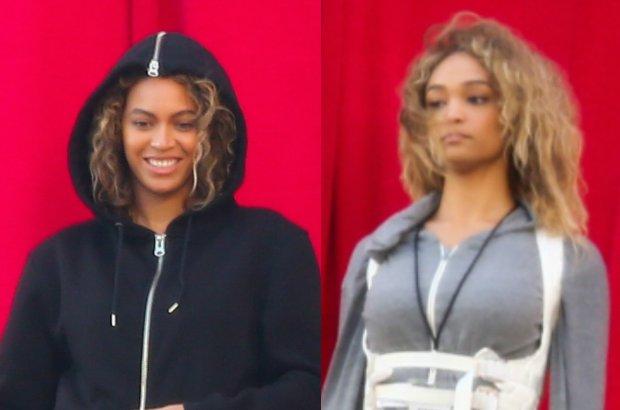 Beyonce ze swoj�
